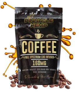 Pinnacle Hemp Full Spectrum CBD Coffee